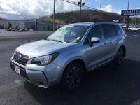 Forester 2.0XT Touring, Subaru Certified, 2.0L