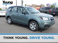 2017 Subaru Forester 2.5i This vehicle is nicely