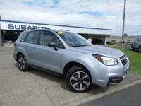 CARFAX 1-Owner, Subaru Certified, LOW MILES - 3,809!