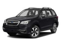 2017 Subaru Forester Dark Gray Metallic 2.5i 32/26