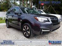 FLORIDA OWNED 2017 SUBARU FORESTER LIMITED AWD**CLEAN