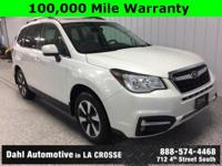 Just Reduced! 2017 Subaru Forester 2.5i Limited