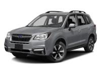 2017 Subaru Forester Venetian Red Pearl 2.5i Limited