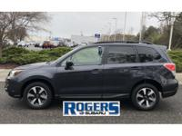 This Subaru Certified Pre-owned Forester is perfect in