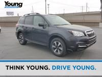 2017 Subaru Forester 2.5i Premium This vehicle is