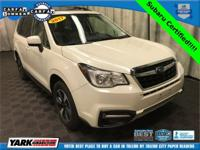 New Price! CARFAX One-Owner. 2017 Subaru Forester 2.5i