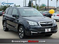 Options:  2017 Subaru Forester Premium|Dark Gray/|V4