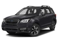 Recent Arrival! Green Metallic 2017 Subaru Forester