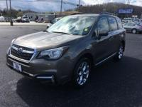 Forester 2.5i Touring, Subaru Certified, 2.5L
