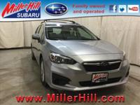 2017 Subaru Impreza 2.0i Premium AWD set and ready for