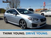 2017 Subaru Impreza 2.0i Sport This vehicle is nicely