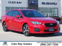 CARFAX One-Owner. Clean CARFAX. Certified. Lithium Red