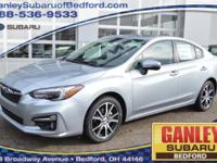 2017 Subaru Impreza 2.0i Limited 37/28 Highway/City