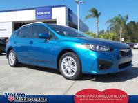 The Subaru Impreza sports a ground-up redesign for 2017
