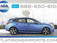 Flatirons Imports is offering this 2017 Subaru Impreza