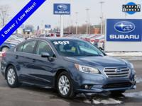 New Price! Clean CARFAX. CARFAX One-Owner. 2017 Subaru