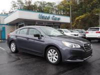 Recent Arrival!**LIKE NEW**2017 Subaru Legacy