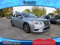 The 2017 Subaru Legacy is an attractive, easy-going