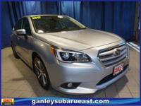 Like new legacy with navigation, moonroof, leather,