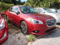 CARFAX One-Owner. Clean CARFAX. Venetian Red Pearl 2017