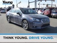 2017 Subaru Legacy 3.6R Limited This vehicle is nicely