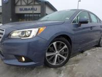 Options:  2017 Subaru Legacy 3.6R|Blue|New Price!Clean