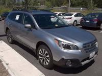 Recent Arrival! 32/25 Highway/City MPG Subaru Certified