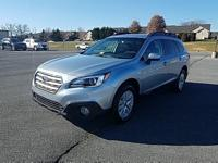 REDUCED, LIKE NEW!! This 2017 Subaru CERTIFIED Outback