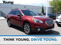 2017 Subaru Outback 2.5i Limited This vehicle is nicely