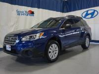 Grand West Hyundai is offering this 2017 Subaru Outback