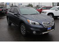 CARFAX One-Owner. Clean CARFAX. Blue 2017 Subaru