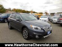 Carfax One Owner 2017 Subaru Outback Limited AWD SUV