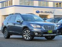 ***** ONE OWNER TRADE-IN VEHICLE ***** This 2017 Subaru