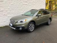 Brilliant Brown Pearl 2017 Subaru Outback 2.5i Limited