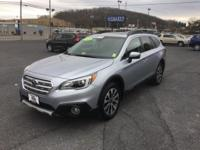 Outback 2.5i Limited, Subaru Certified, 2.5L 4-Cylinder