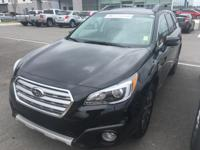Check out this gently-used 2017 Subaru Outback we