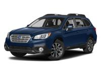 2017 Subaru Outback Ice Silver 2.5i 2.5L 4-Cylinder
