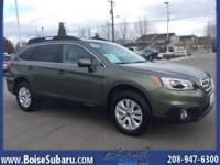 This 2017 Subaru Outback comes equipped with the very