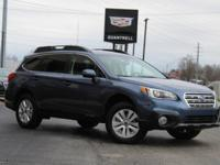 We are proud to present to you this 2017 Subaru Outback