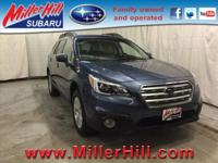 2017 Subaru Outback 2.5i Premium AWD set and ready for
