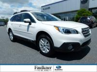 CARFAX 1-Owner, Subaru Certified, Excellent Condition,