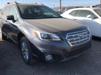 Options:  2017 Subaru Outback 2.5I Premium With|This Is