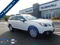 2017 Subaru Outback 2.5i Premium! ** ONE OWNER VEHICLE