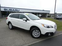 Subaru Certified, CARFAX 1-Owner, ONLY 1,915 Miles! EPA