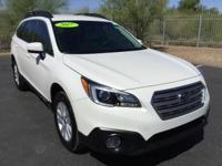 Outback 2.5i Premium, Subaru Certified Factory Backed