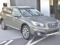 WOW! Come check out this recent arrival Touring Outback