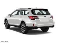 2017 Subaru Outback Wh2 2.5i 32/25 Highway/City MPG