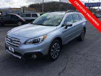 New Price! Outback 3.6R Limited, 4D Sport Utility, 3.6L