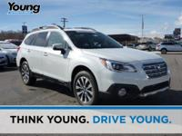 2017 Subaru Outback 3.6R Limited This vehicle is nicely