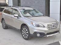 Options:  2017 Subaru Outback 3.6R|Gray|Super Low Miles